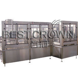 Carbonated Beverage, Beer Production Line